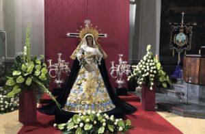 La Real Hermandad de Jesús Divino Obrero celebra su Solemne Besamanos